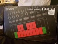 *IN THE BOX* ROLAND TB-3 Touch Bassline Synthesizer  Edmonton, T5W 2M5