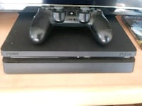 Ps4 slim 1tb with 8 games and headset Binghamton, 13901