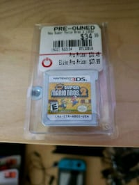 Nintendo 3DS New Super Mario Bros 2 Aliso Viejo, 92656