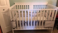 Crib with Mattress and Bumber Cutler Bay, 33190