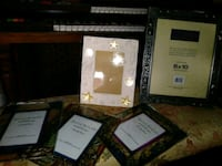Brand new picture frames  Baton Rouge, 70815