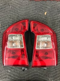 2007-2012 Kia Rondo R&L Tail Lights With Harness OEM Used  [TL_HIDDEN]  Eastpointe, 48021