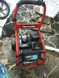 Homelite 2700 psi pressure washer Sarasota, 34232