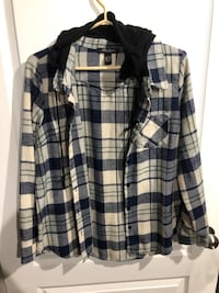 Long sleeve flannel Courtice, L1E 2G2