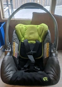 Baby Trends Velocity SX Travel Car Seat