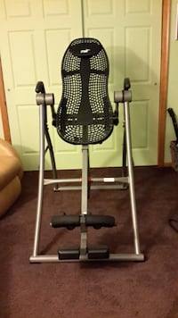 black and gray inversion table Mount Laurel