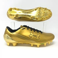 Under Armour Football Cleats Gold Limited Edition  Fresno, 93727