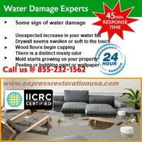 House cleaning water damage expert Chicago
