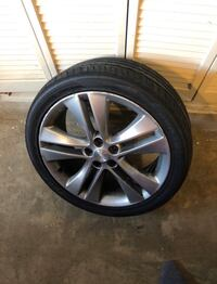 Chevy Cruze Wheels and Tires Maumelle, 72113