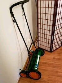 green and black string trimmer Springfield, 22153