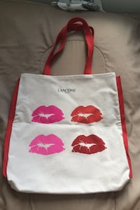 Hand Bag With Lips Grocery bag Portland, 97266