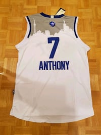 Carmelo Anthony East All-Star Jersey Vaughan