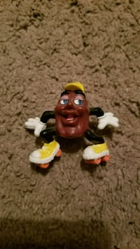 California Raisin figurine  New Bern, 28560