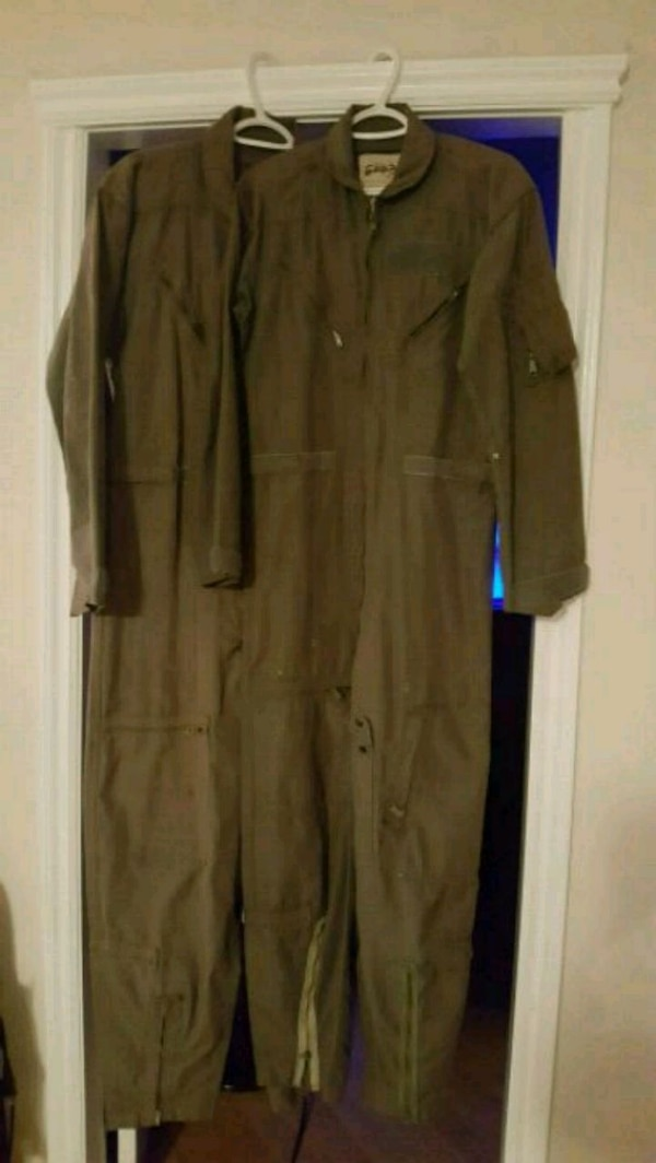 Used Two CWU-27 P Flight Suits size 40L for sale in Nanaimo - letgo f92c83fce1f