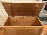 Hope Chest/Toy Box Langley, V3A 3L3