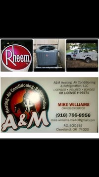 Heating system installation Cleveland