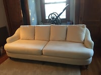 "Sofa. Athropology 90"" New Haven, 06510"