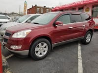 Chevrolet - Traverse - 2010 Baltimore