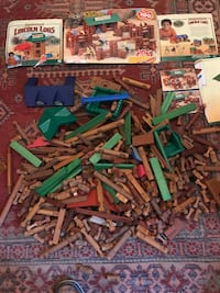 Lincoln Logs (500 pieces) Charleston, 29492