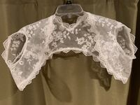 Wedding / special event white lace jacket / bolero. Woodbridge, 22192