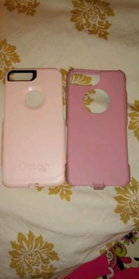 two pink and white iPhone cases Catonsville, 21228