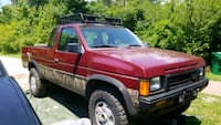 Nissan - Pick-Up / Frontier - 1986 Signal Mountain, 37377