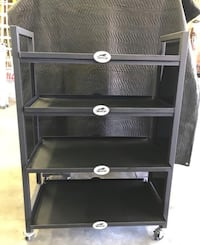 Artic cat 4-tier rolling cart! (2) $50 each North Attleboro, 02760
