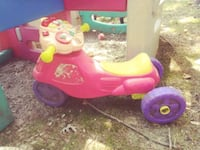 pink and purple ride on toy Asheboro, 27205