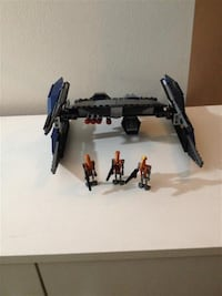 Lego Star Wars Hyena Droid Bomber #8016