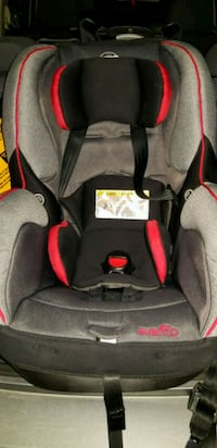 baby's black and gray car seat Toronto, M6N