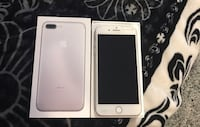 I Phone 7 plus, Silver 138GB Vaughan, L4J 1V9