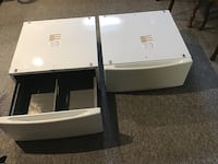 Pedestals/storage for washer and dryer Barrie, L4N