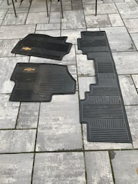 2007 Chevy Tahoe Car Mats