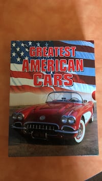 Greatest american cars book Columbus, 43204