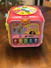 Vtech sort & discover activity cube Sterling, 20165