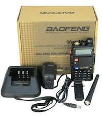 $60 Walkie Talkie Radio Brand New Pick up in guelph   GUELPH