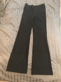 Black Stretchy High-Wasted Dress Pants Edmonton, T5T