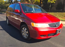 Leather drives Great family or work van '  2003 Honda Odyssey