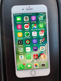 Unlocked  iPhone 8 Plus in excellent condition 256 GB Hamilton Township, 08690