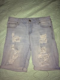 Distressed Jean Shorts  Ashburn, 20147
