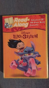 Lilo & Stitch Book, CD, & Cassette Columbia, 21045