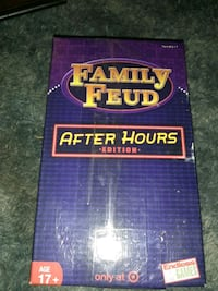 Family feud card game Pasadena, 21122