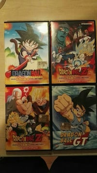 DVD Dragon ball Roma, 00181