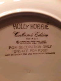 Collectables  $$ Holly Hobbie Easton, 18042