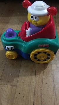 Fisher-Price plastleksak