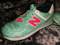 green-and-pink New Balance low top sneakers Orlando, 32808