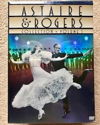 Astaire & Rogers collection Vol. 1 (5 DVD set) BRAND NEW Alexandria, 22315