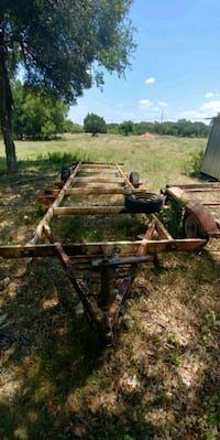 black and brown utility trailer San Marcos, 78666