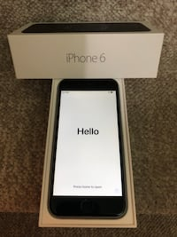 Unlocked Iphone 6. 16gb. Like new Barrie, L4N 0X7