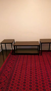 Coffee Table + 2 Side Tables  Toronto, M9W 2P6